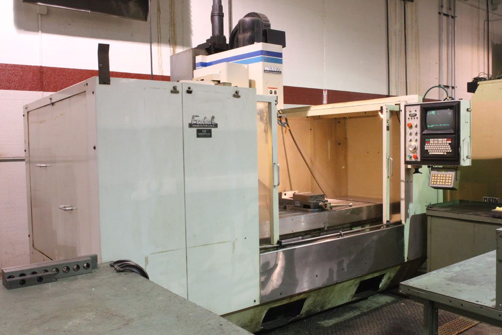Fadal Vertical Milling Machine 1