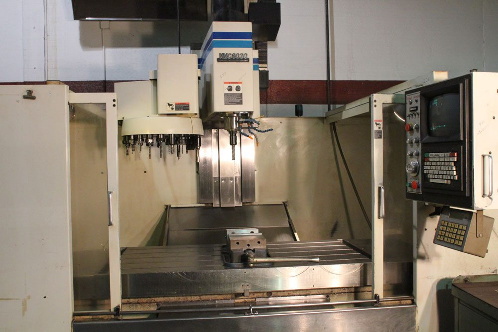 Fadal Vertical Milling Machine 2